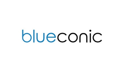 blue-conic